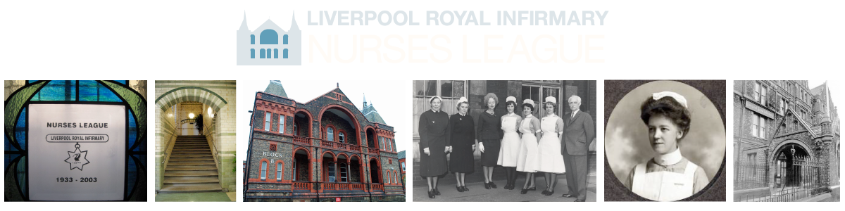 Liverpool Royal Infirmary Nurses League
